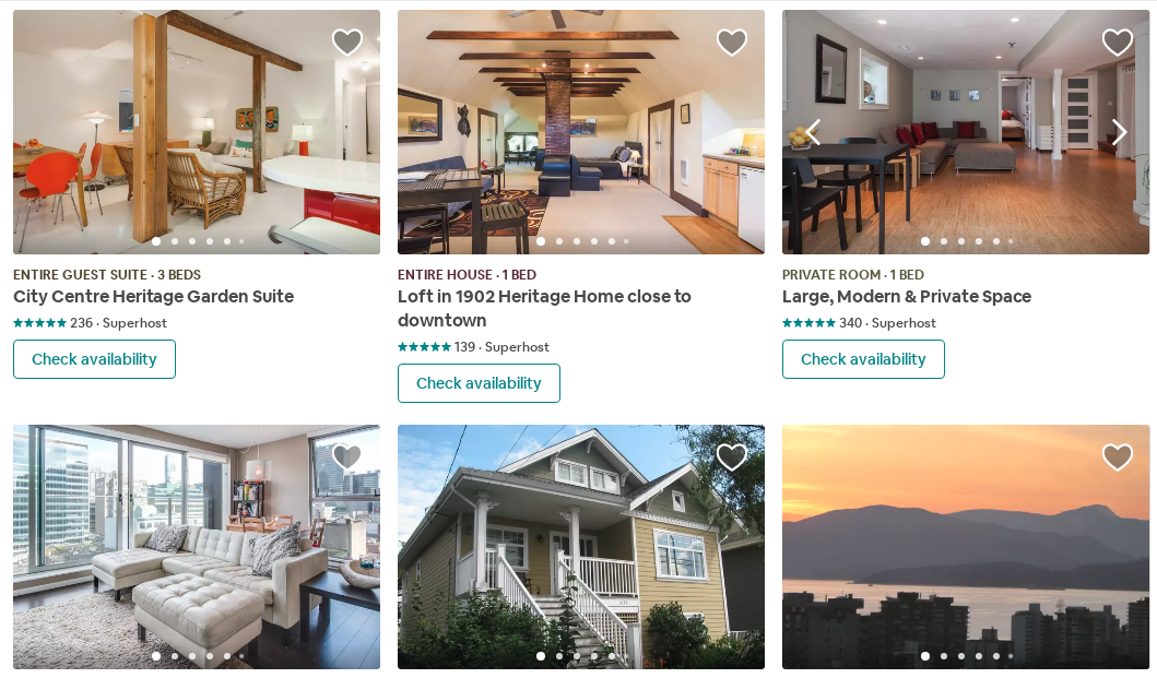 Over 1,000 new Airbnb listings added  in Vancouver within a month of new rules coming into effect